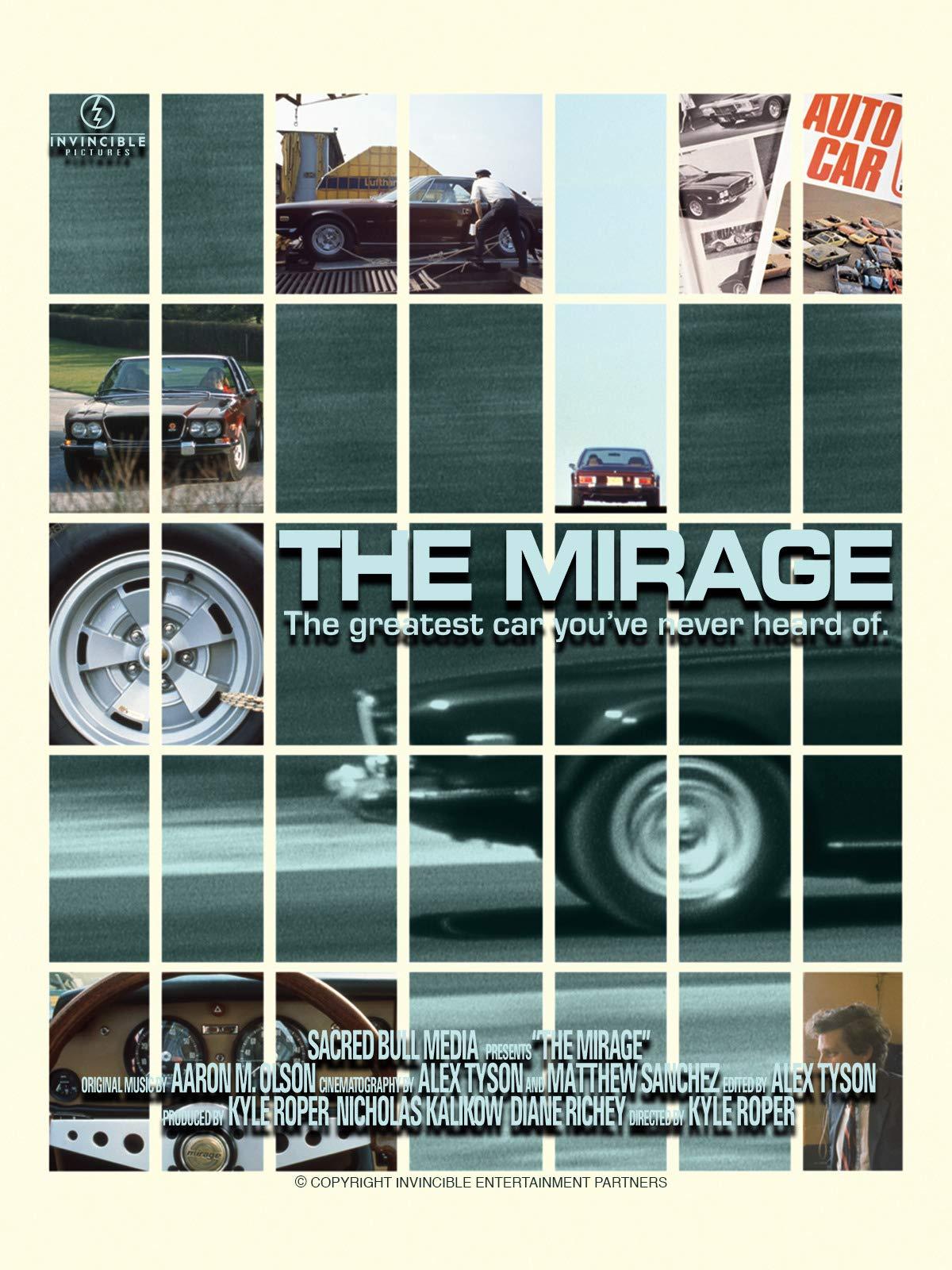 The MIrage on Amazon Prime Video UK