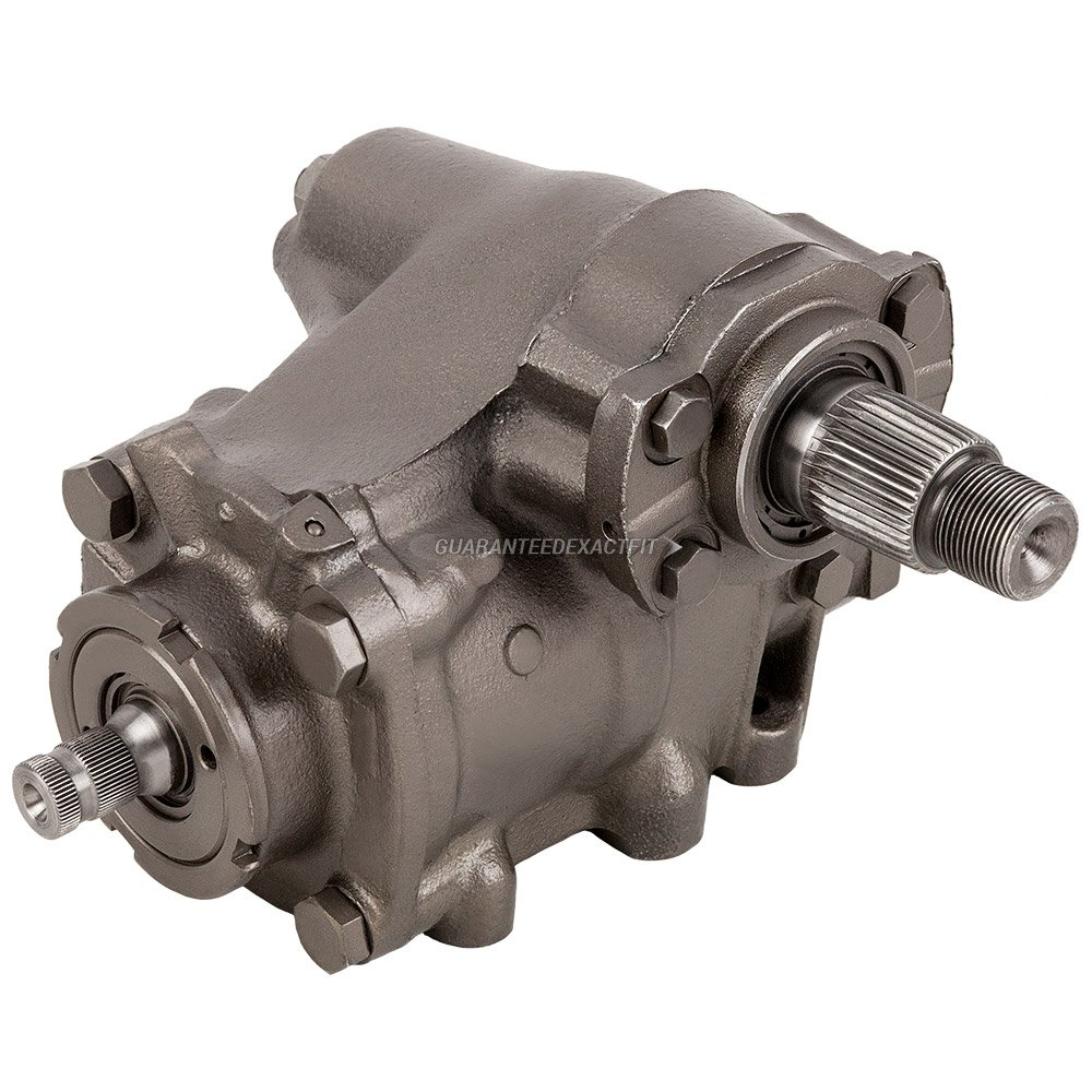 BuyAutoParts 82-00116R Remanufactured Remanufactured Power Steering Gearbox For Mercedes W116 W123 /& R107 SL