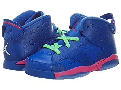 new arrival ef684 2a314 Nike Jordan 6 Retro Bt, Unisex Babies' Low-Top Sneakers ...