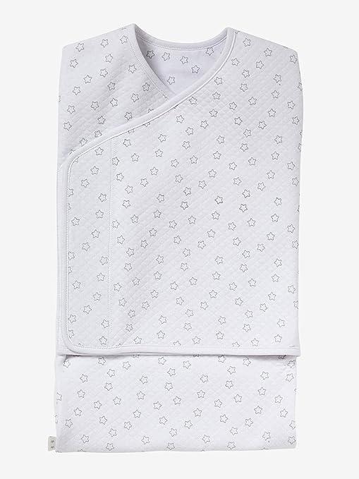Vertbaudet saco de dormir de bebé vertbaudet blanco Blanc imprimé étoiles Talla:talla única