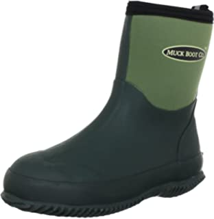 Muck Boots Daily Garden Shoe Unisex - Moss Green (4): Amazon.co.uk ...