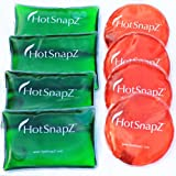 HotSnapZ Hand Warmers Reusable Round & Pocket Warmers