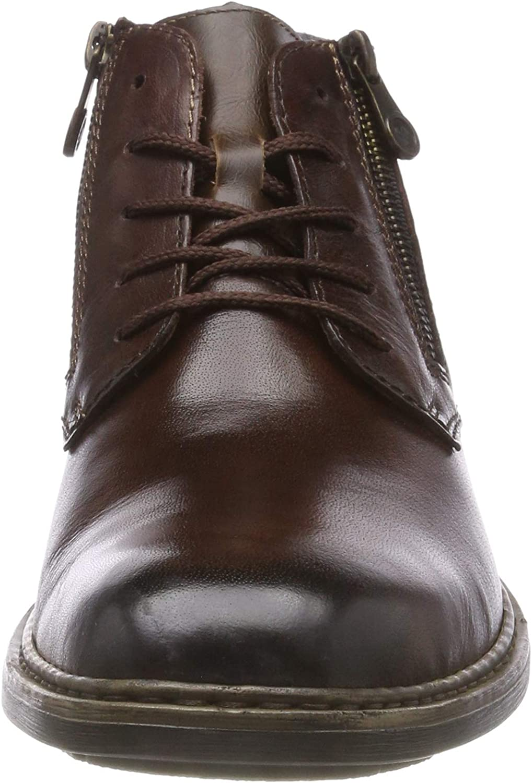 Rieker F1233 heren klassieke laarzen Braun Havanna 25 4drifaZm