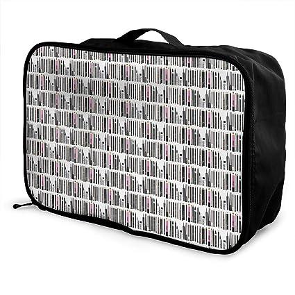eec87082ebde Amazon.com: Mintslove Fashion Portable Luggage Bag Girls Makeup ...