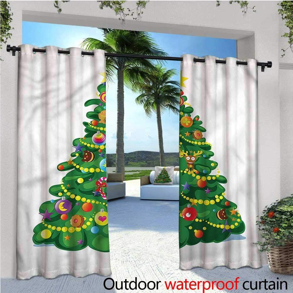 Cortina de privacidad para Exteriores de Navidad para pérgola ...