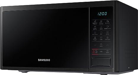 Samsung MG23J5133AK/EC - Microondas con grill, 800W/1100W, 23 ...
