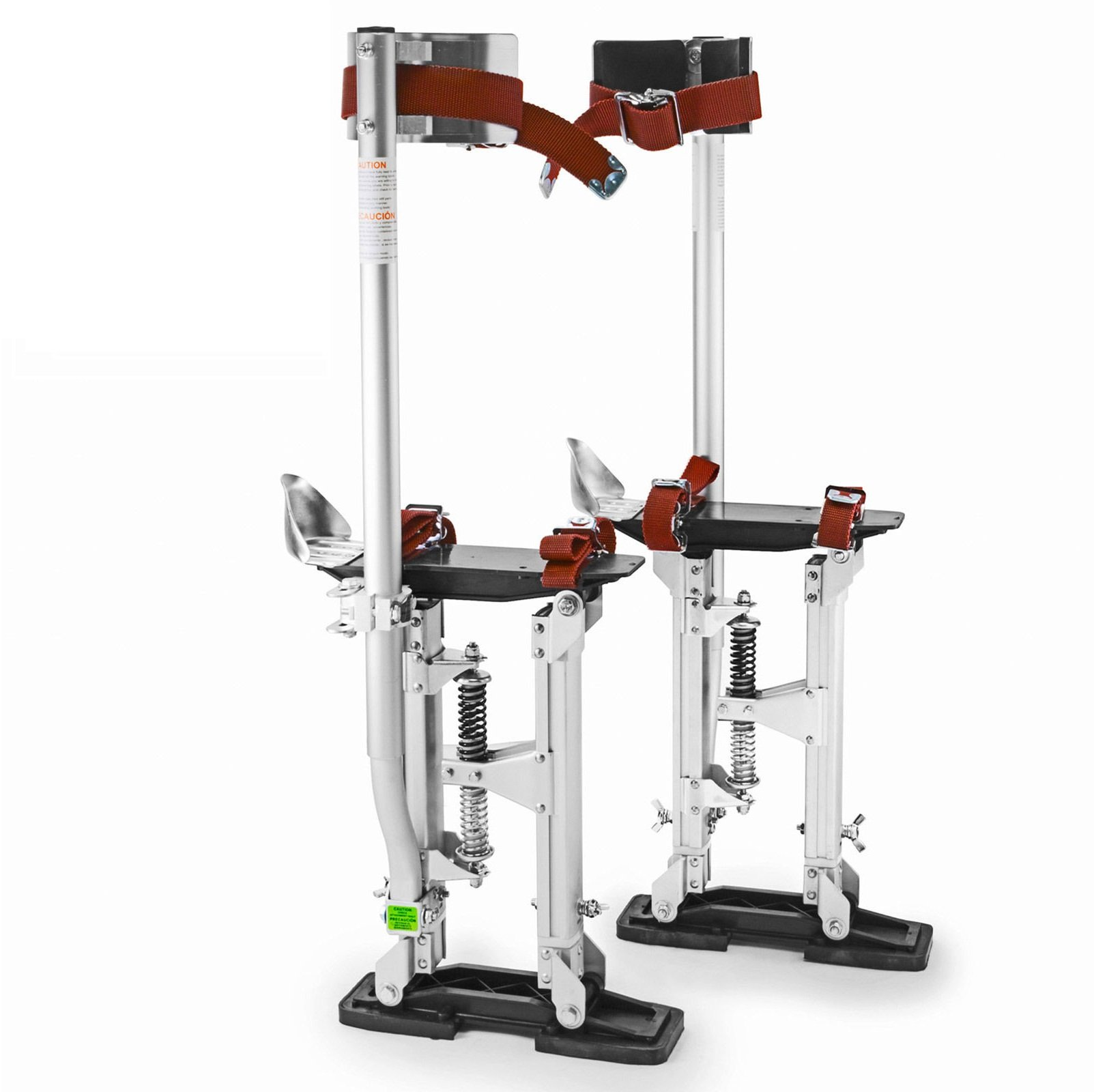 Eight24hours Drywall Stilts Painters Walking Taping Finishing Tools - Adjustable 15'' - 23'' by Eight24hours