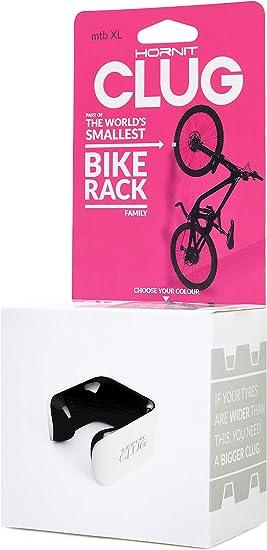 Hornit Club Bike Clip o al Aire Libre para el hogar Sistema de Almacenamiento para Bicicleta Garaje Soporte y Soporte