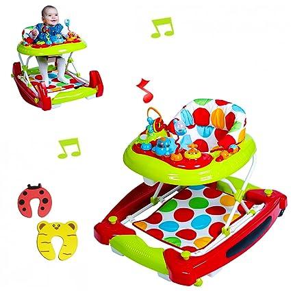 Red Kite Baby Go - Zapatillas de paseo para bebé (incluye 2 topes ...