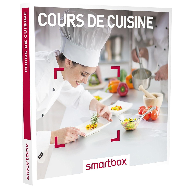 SMARTBOX - Coffret Cadeau -COURS DE CUISINE - Exclusivité Web