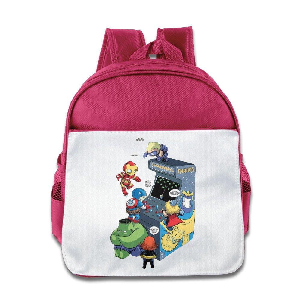 Nubia Super Hero jugar juegos niños Pre escuela mochila escolar azul eléctrico: Amazon.es: Hogar