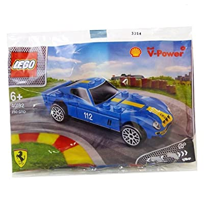LEGO 2014 The New Shell V-Power Collection Ferrari 250 GTO 40192 Exclusive Sealed: Toys & Games