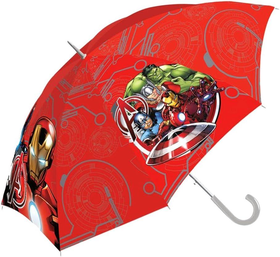Marvel Avengers 16 Paraguas, Multicolor: Amazon.es: Juguetes y ...