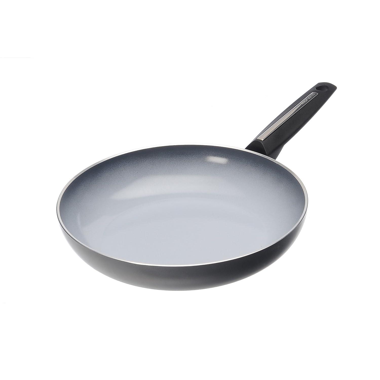 Moneta 2390124 Azul Gres Frying Pan, 10-Inch
