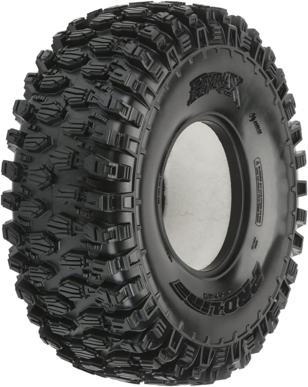 Proline 1013214 Hyrax 2G8 Rock Terrain Truck Tires (2)