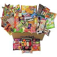 60 Japanse snoepjes & snacks 10 sushi snoepdoosjes Amezaiku 10 Japans Kit Kat assortiment en 40 andere populaire…