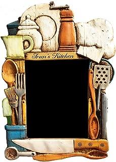 product image for Kitchen Custom Menu Carved Chalkboard