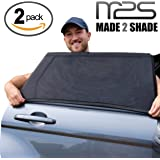 Car Window Shade Sun Shade To Protect Your Baby/ Kid/ Pet From Harmful UV Light  Easy Setup In The Rear Side Windows  Premium Interior Car Accessories, Blinds & Sun Shields