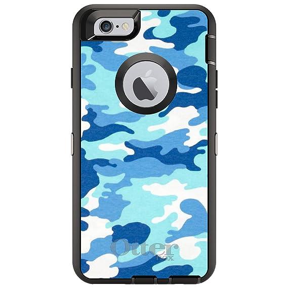 Amazon.com  DistinctInk Case for iPhone 6 Plus   6S Plus - OtterBox ... 0b5f7f95f