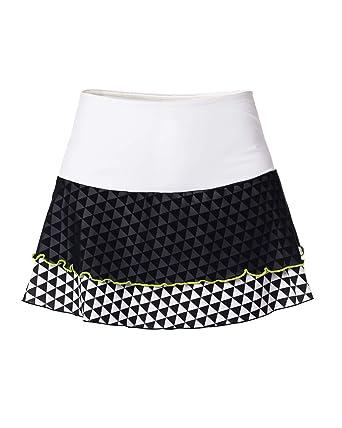 IDAWEN Sport Fashion Falda Padel Mujer. Falda Deportiva para Tenis o Padel. (XS