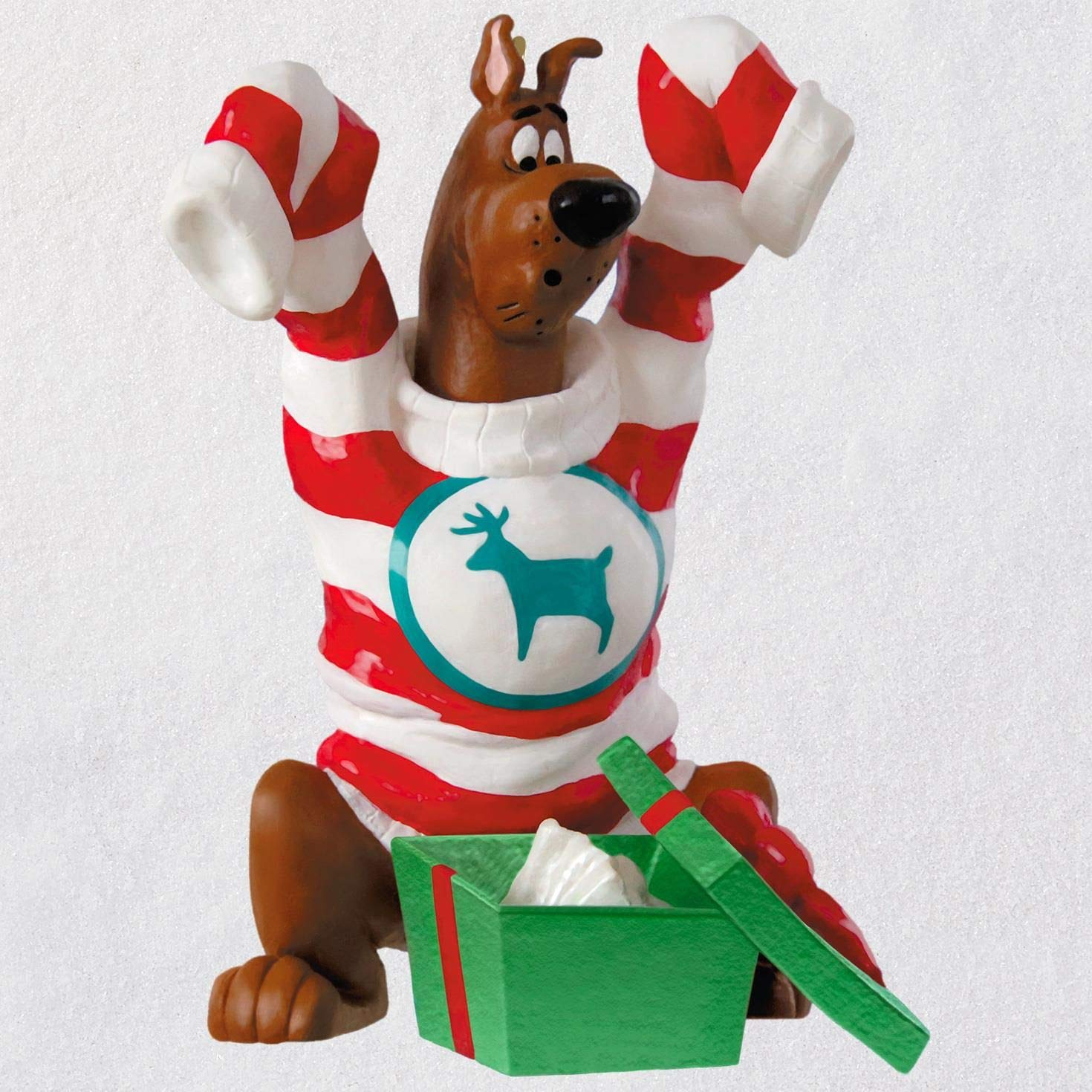 Hallmark Scooby-Doo an Oversize Surprise Ornament Movies & TV