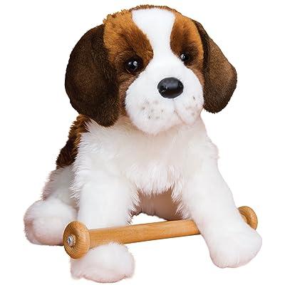 Douglas Oma St. Bernard Plush Stuffed Animal: Toys & Games