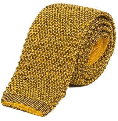 40 Colori Ocre amarillo/Blackberry doble de lana de rosca y de ...