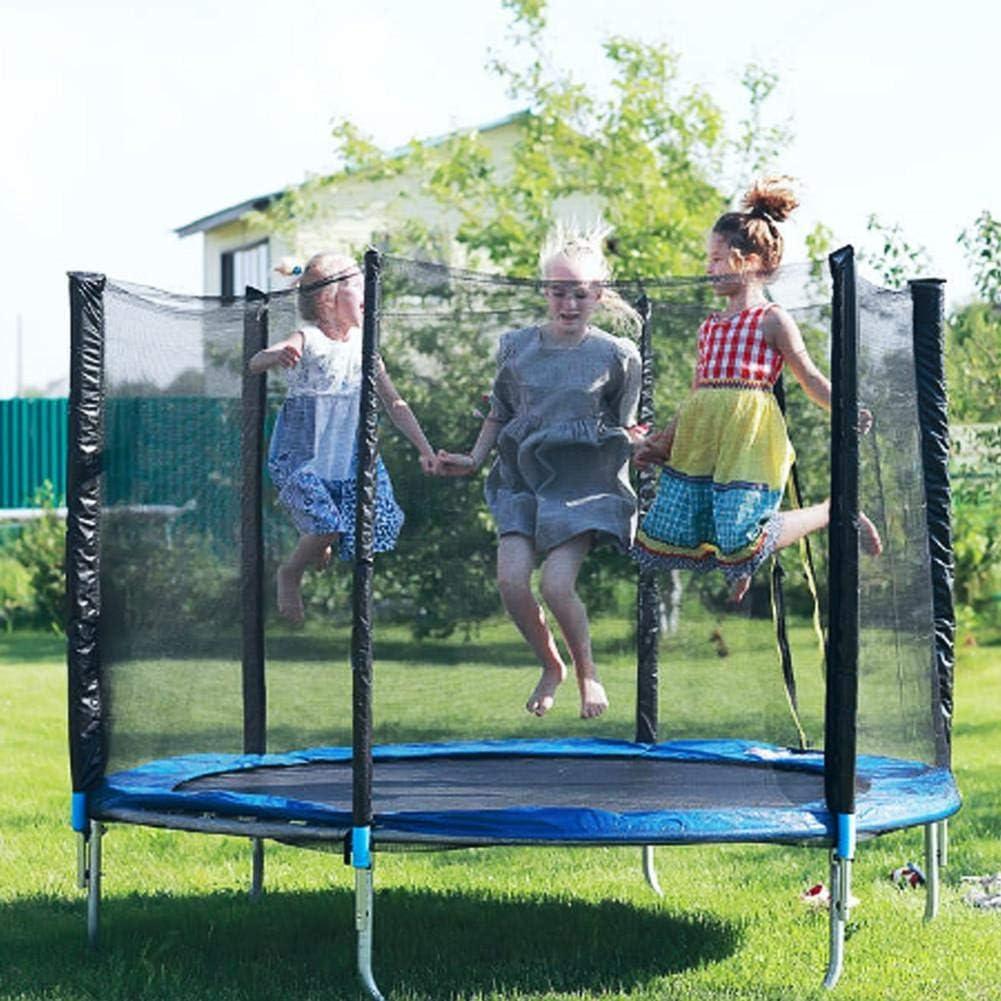 Tappetino di ricambio per trampolino da giardino resistente e durevole con tecnologia avanzata 80 fibbie adatto per trampolini rotondi Telo elastico . Robeam