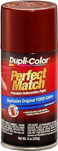 Dupli-Color Paint BFM0377 Dupli-Color Perfect Match Premium Automotive Paint; Merlot Metallic; Paint Code FX; 8 oz. Aerosol; (1)