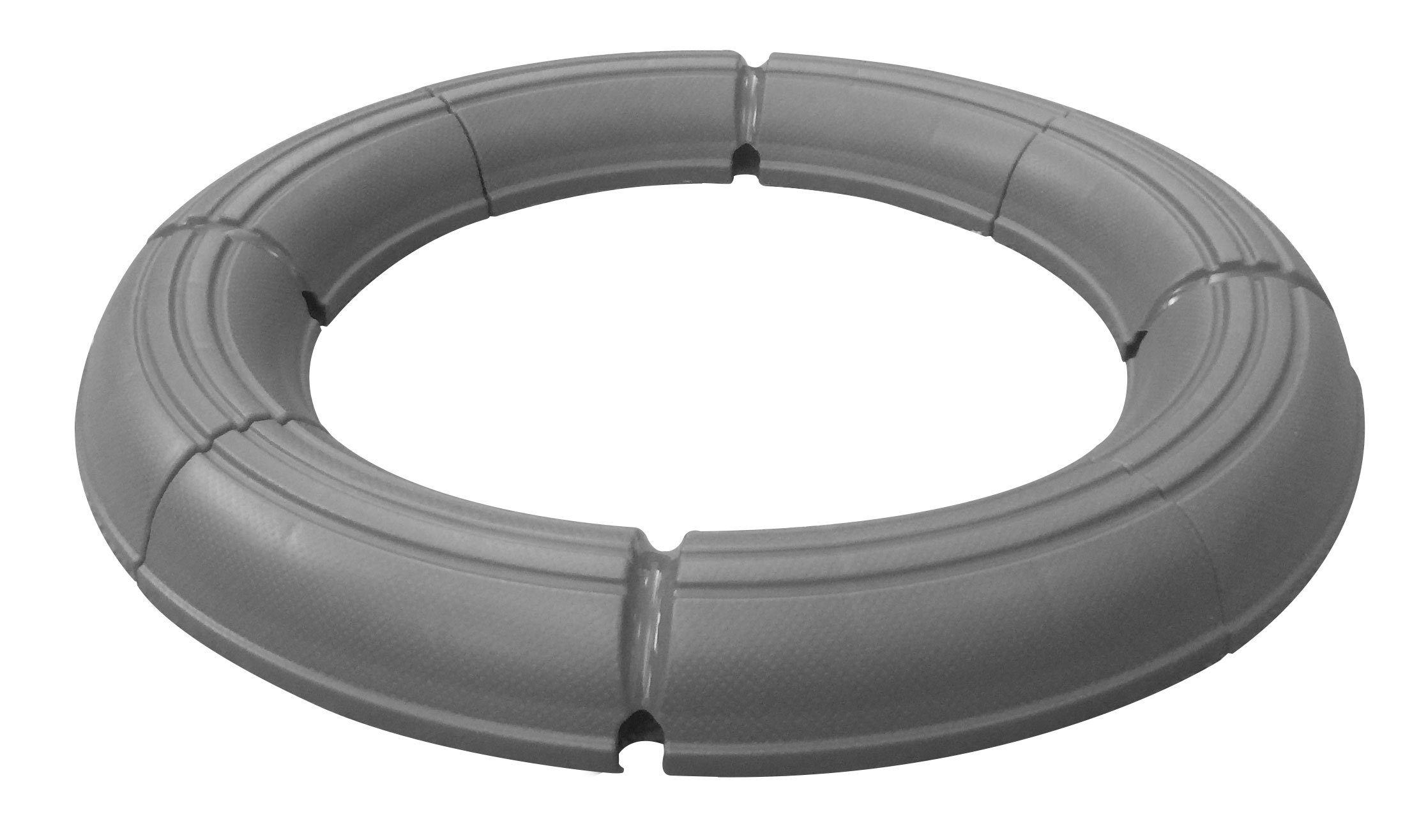 Gaiam Balance Ball Stability Ring, Grey