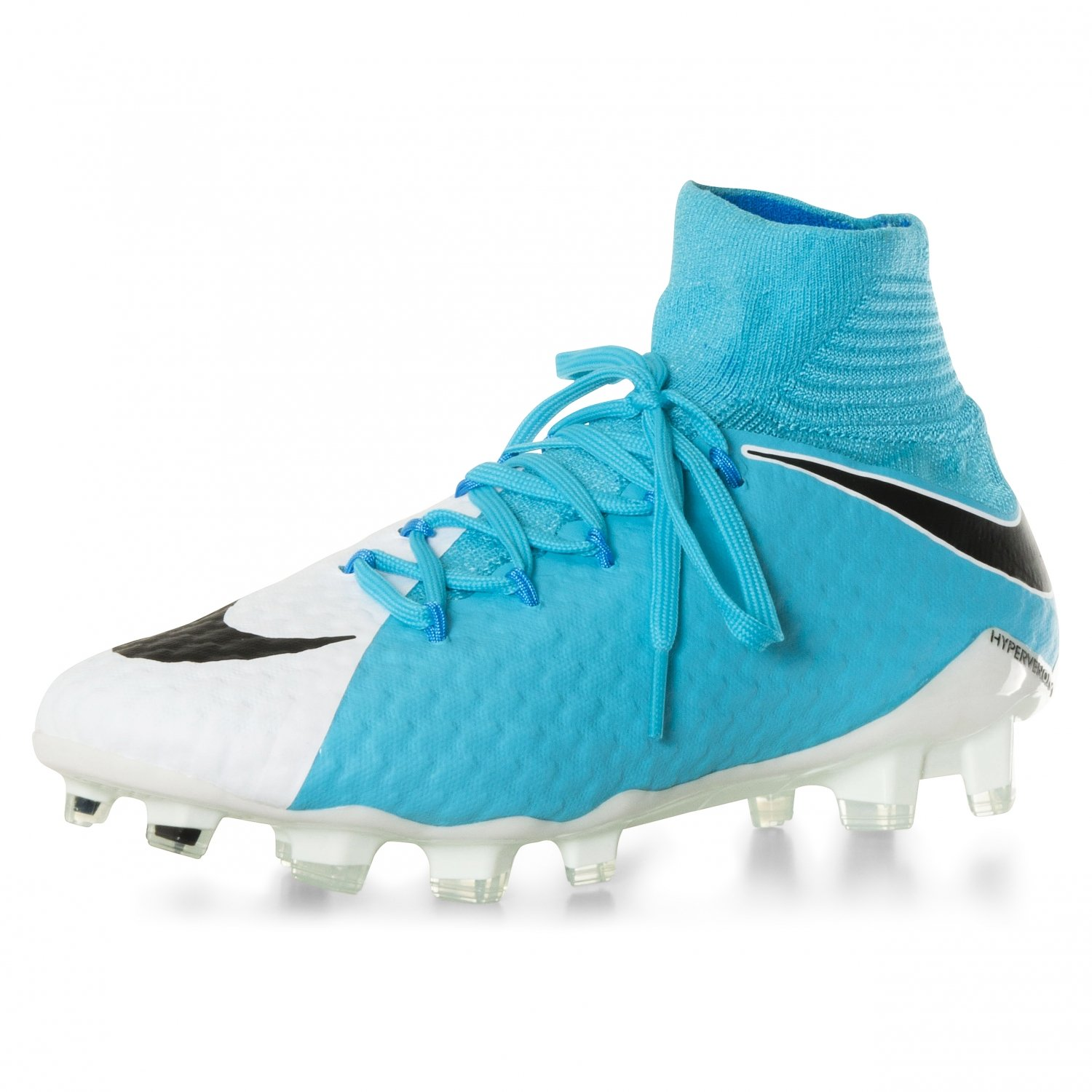 0fe1b2c154df Nike Men's Hypervenom Phatal Dynamic Fit Collar II FG Soccer Cleat (Sz. 10.  5) Photo Blue: Buy Online at Low Prices in India - Amazon.in