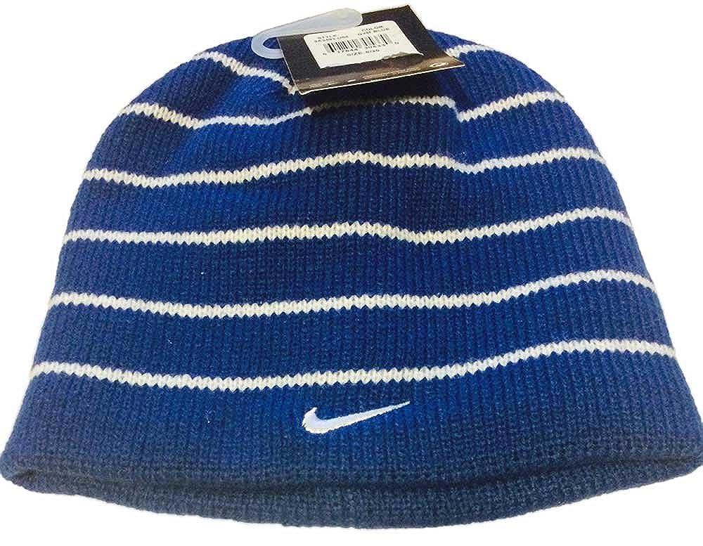 118020b01 Nike Youth Boy's 8/20 Stripe Beanie Hat