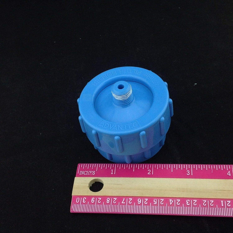 Inc 47 mm Diameter Advantec MFS N080A047A Membrane Filter 1178V38PK Pack of 100