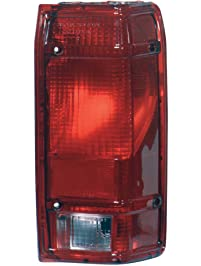 TYC 11-1377-01 Ford Ranger Driver Side Replacement Tail Light Assembly