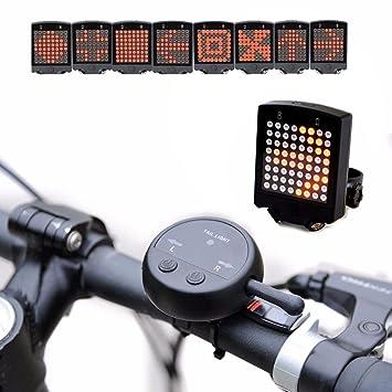 Waterproof bicycle bike tail warning red rear safety flash light 5 led NIU