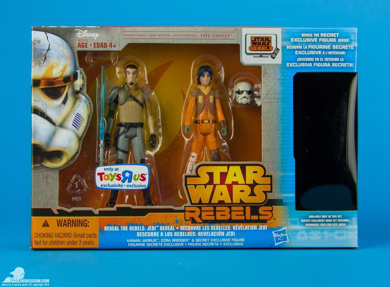 Star Wars Rebels 18 Ezra Action Figure