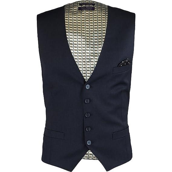 a55e3c467052 Ted Baker Waydec Debonair Waistcoat (Blue