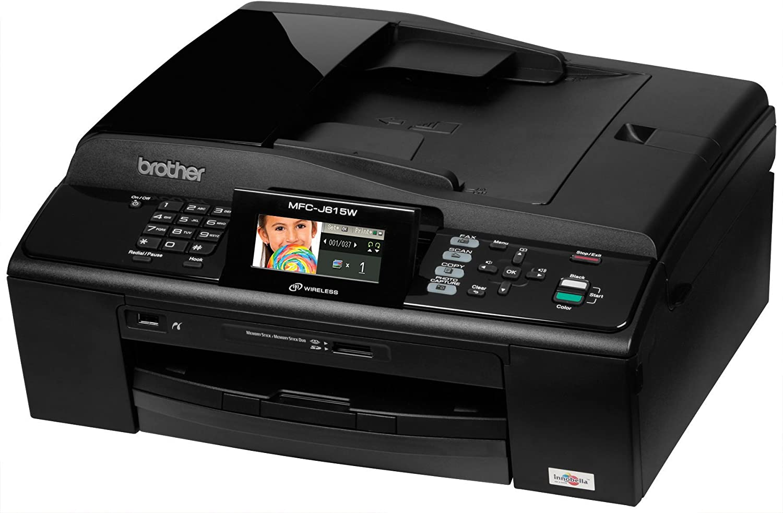 Brother MFC-J615W Multifuncional - Impresora multifunción ...