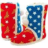 DC Comics Wonder Woman Boot Slippers