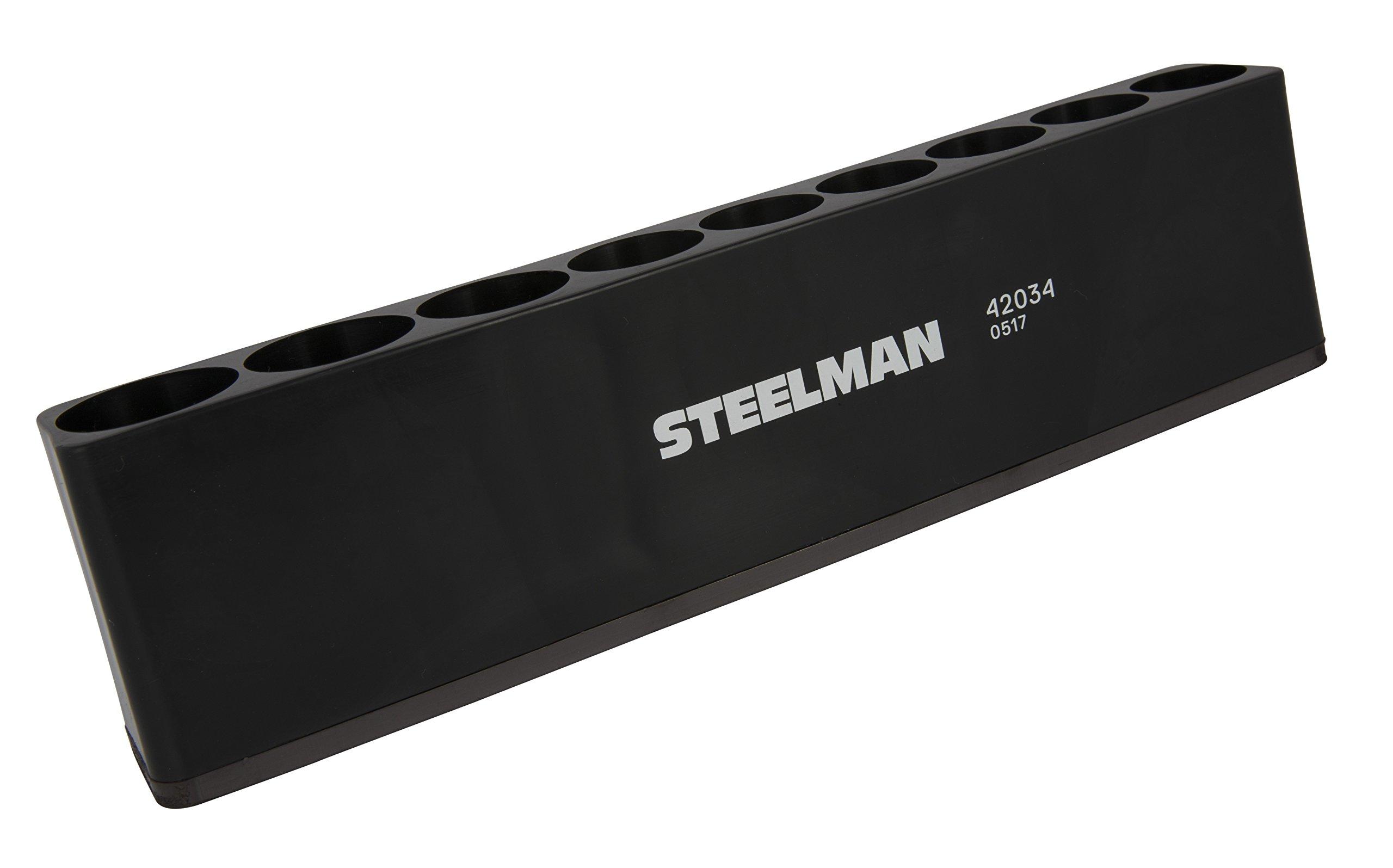STEELMAN 42034 1/2-Inch Drive Magnetic Deep Socket Holder