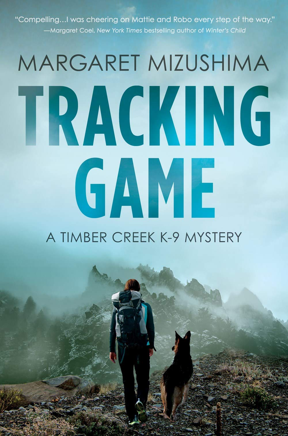 Tracking Game: A Timber Creek K-9 Mystery by Crooked Lane Books