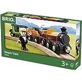 Brio - Tren de vapor (33036)