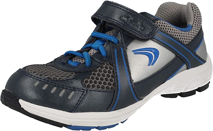 Clarks Boys CICA Trainers Air Compete