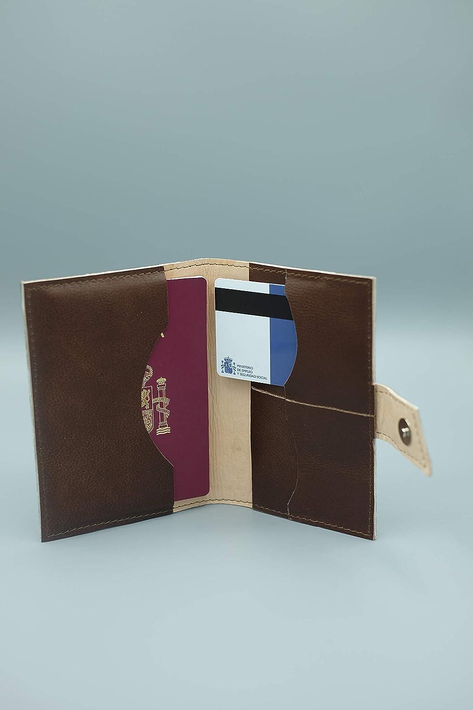 portadocumentos para viaje, portapasaporte, cartera de viaje para ...