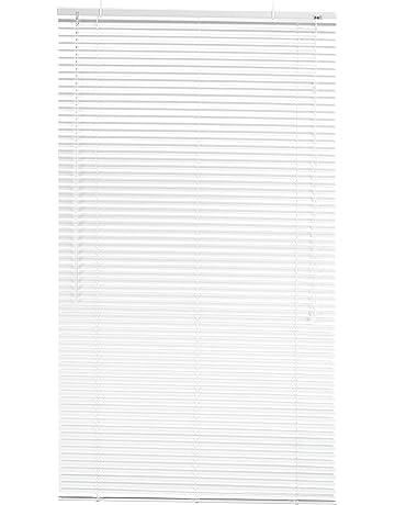 Giardinaggio Cordoncino per Tenda Veneziana da 91,4 m Artigianato con Un ago per Perline Golrisen per Riparare finestre cieche in Alluminio con 10 ciondoli in Legno Intrecciato