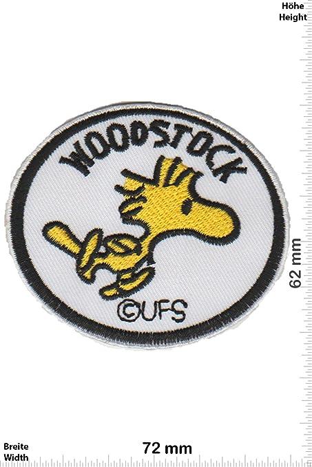 Parches - Snoopy - Die Peanuts - Woodstock - Cartoon Snoppy - Iron ...