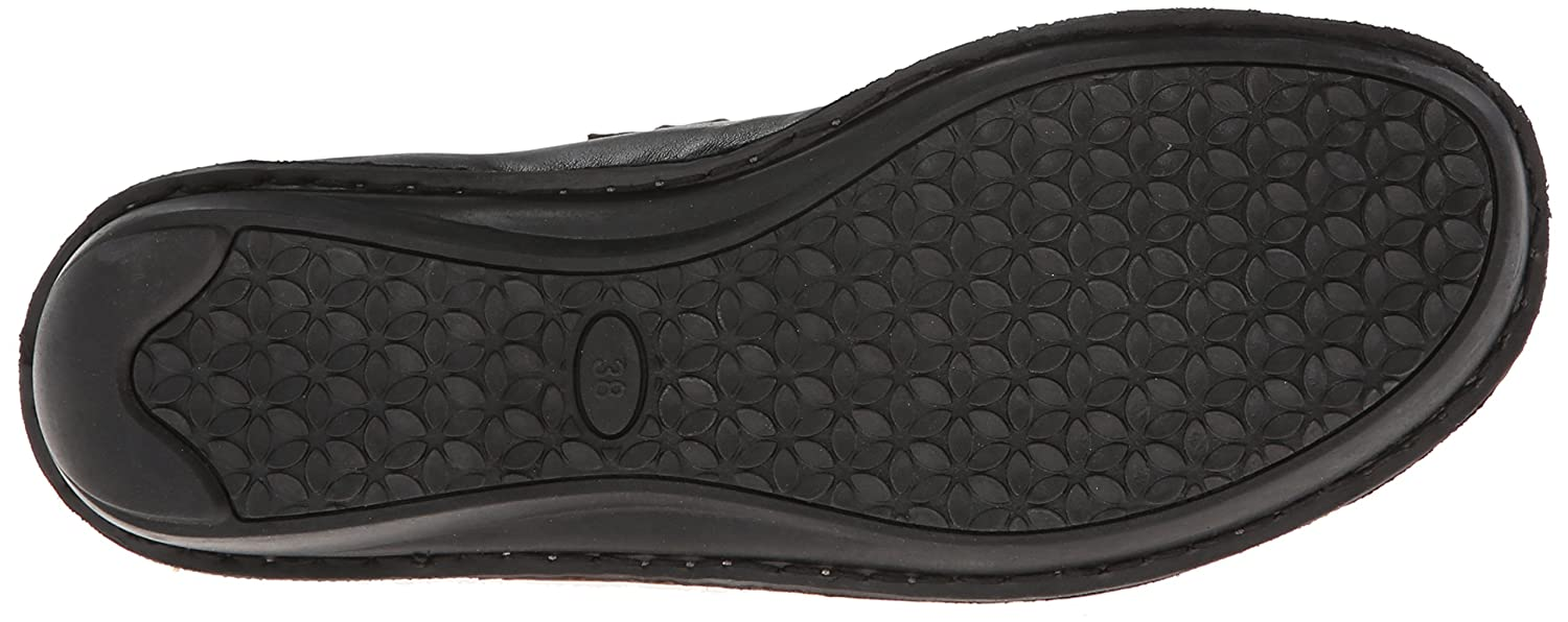 Spring Step Women's B005C2L9OW Cosmic Mary Jane Flat B005C2L9OW Women's 38 EU/7.5-8 M US|Black 1300d9