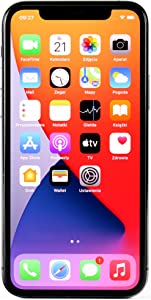 Apple iPhone 11 Pro, 256GB, Space Gray, Fully Unlocked (Renewed)