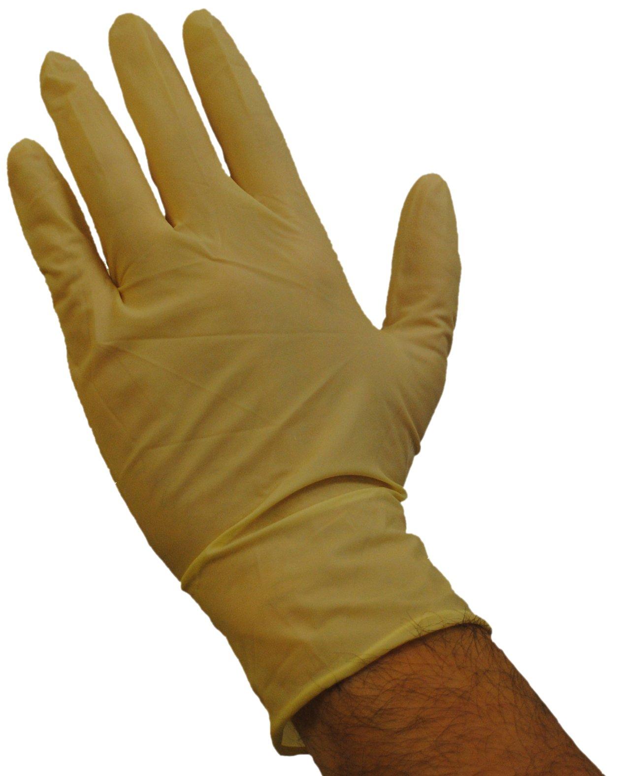 Emerald G503 Latex Gloves