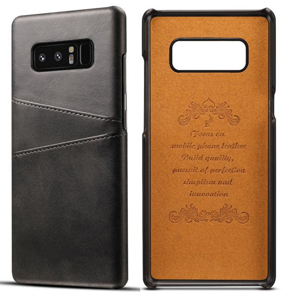 Galaxy S8 Plus Cow Leather Case,Superstart Luxury Classical Soft Comfortable Slim Credit Card Slot Back Full Body Leather Wallet Case for Samsung Galaxy S8 Plus (Samsung Galaxy S8 Plus, Black)